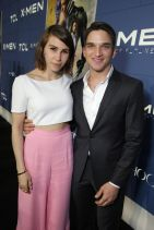 X-MEN: DAYS OF FUTURE PAST Premiere in New York City – Zosia Mamet