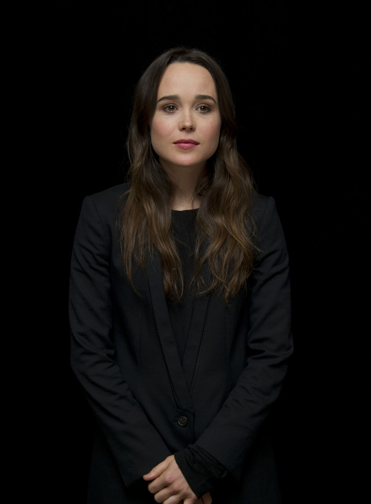 X-MEN: DAYS OF FUTURE PAST Press Conference - Ellen Page