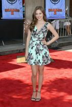 Ella Wahlestedt - HOW TO TRAIN YOUR DRAGON 2 Premiere in Los Angeles
