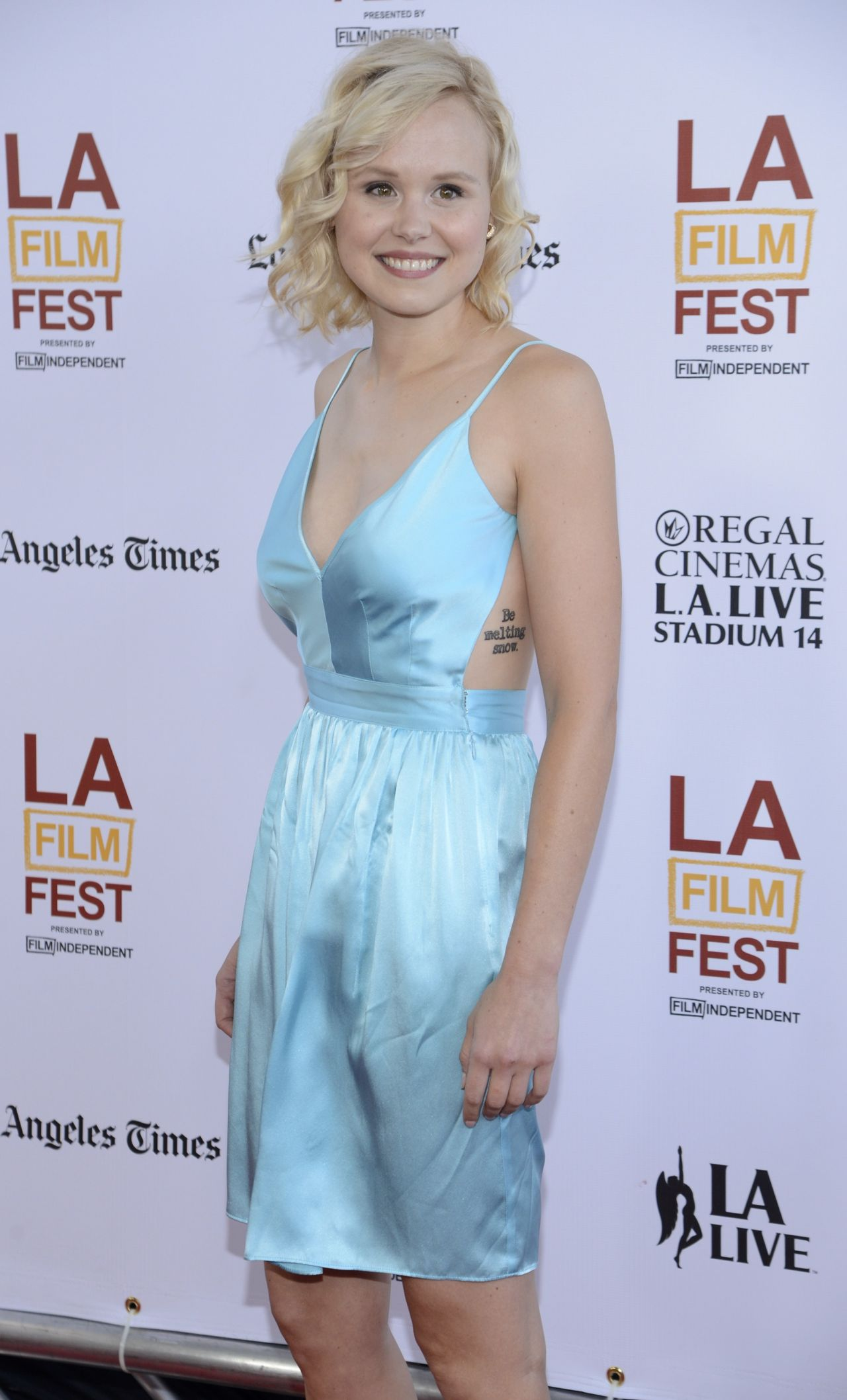 alison pill the family