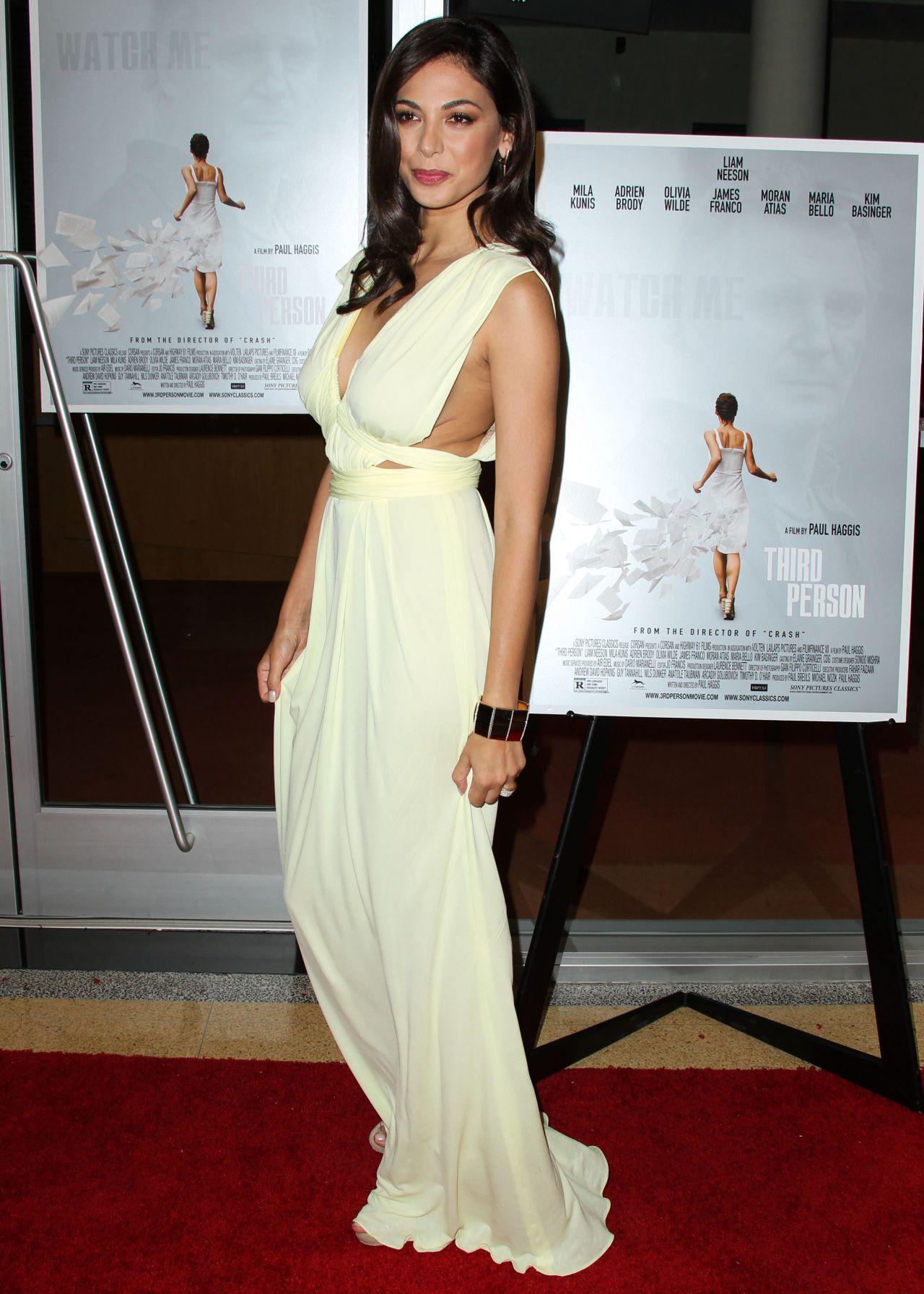 THIRD PERSON Premiere in Los Angeles – Moran Atias