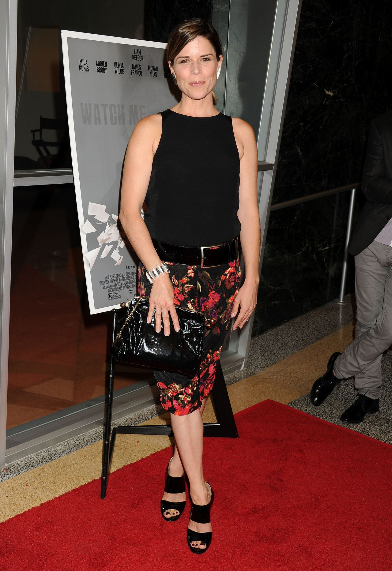 THIRD PERSON Premiere in Los Angeles – Neve Campbell