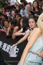 TRANSFORMERS: AGE OF EXTINCTION Premiere in Hong Kong - Nicola Peltz