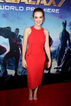 GUARDIANS OF THE GALAXY Premiere in Hollywood - Elizabeth Henstridge