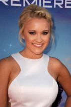 Marvel's GUARDIANS OF THE GALAXY Premiere in Hollywood - Emily Osment