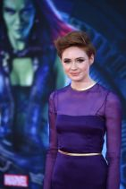 Marvel's GUARDIANS OF THE GALAXY Premiere in Hollywood - Karen Gillan