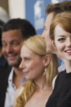 BIRDMAN Photocall & Press Conference - Emma Stone - Venice Film Festival 2014