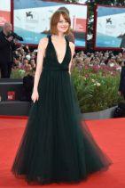 BIRDMAN Premiere at Venice Film Festival 2014 - Emma Stone