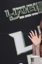 TEENAGE MUTANT NINJA TURTLES Press Conference in Seoul - Megan Fox