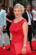 THE EXPENDABLES 3 World Premiere in London – Frankie Essex