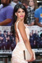 THE EXPENDABLES 3 World Premiere in London – Jasmin Walia
