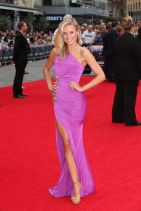 THE EXPENDABLES 3 World Premiere in London – Kimberley Garner