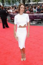 THE EXPENDABLES 3 World Premiere in London – Tamara Ecclestone