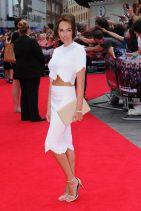 THE EXPENDABLES 3 World Premiere in London – Tamara Ecclestone