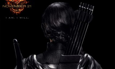 THE HUNGER GAMES: MOCKINGJAY ­PART 1 Poster: Katniss Rebel Warrior