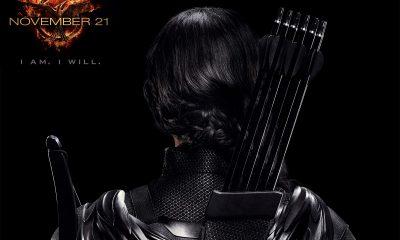THE HUNGER GAMES: MOCKINGJAY PART 1 Poster: Katniss Rebel Warrior
