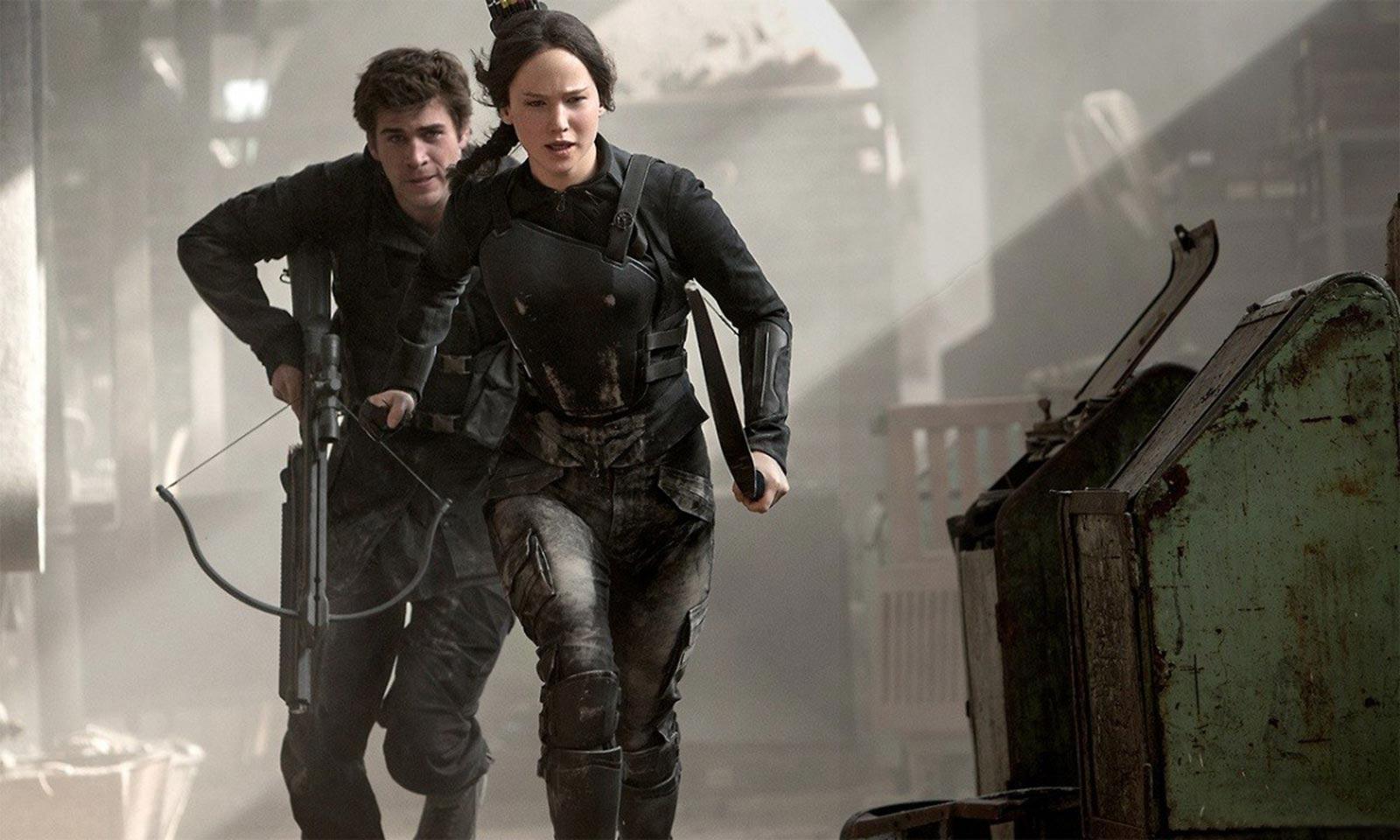 เกมล่าเกม The Hunger Games