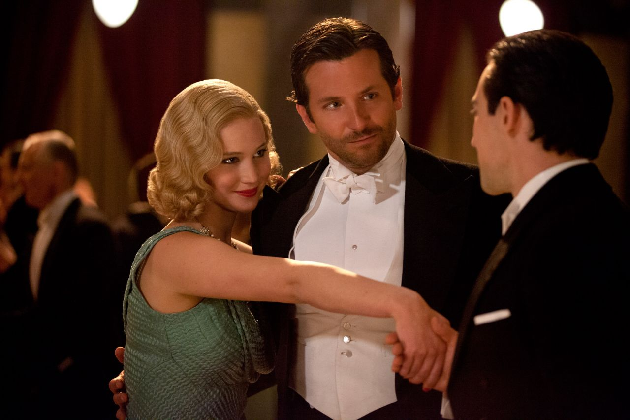 SERENA Photos - Jennifer Lawrence and Bradley Cooper