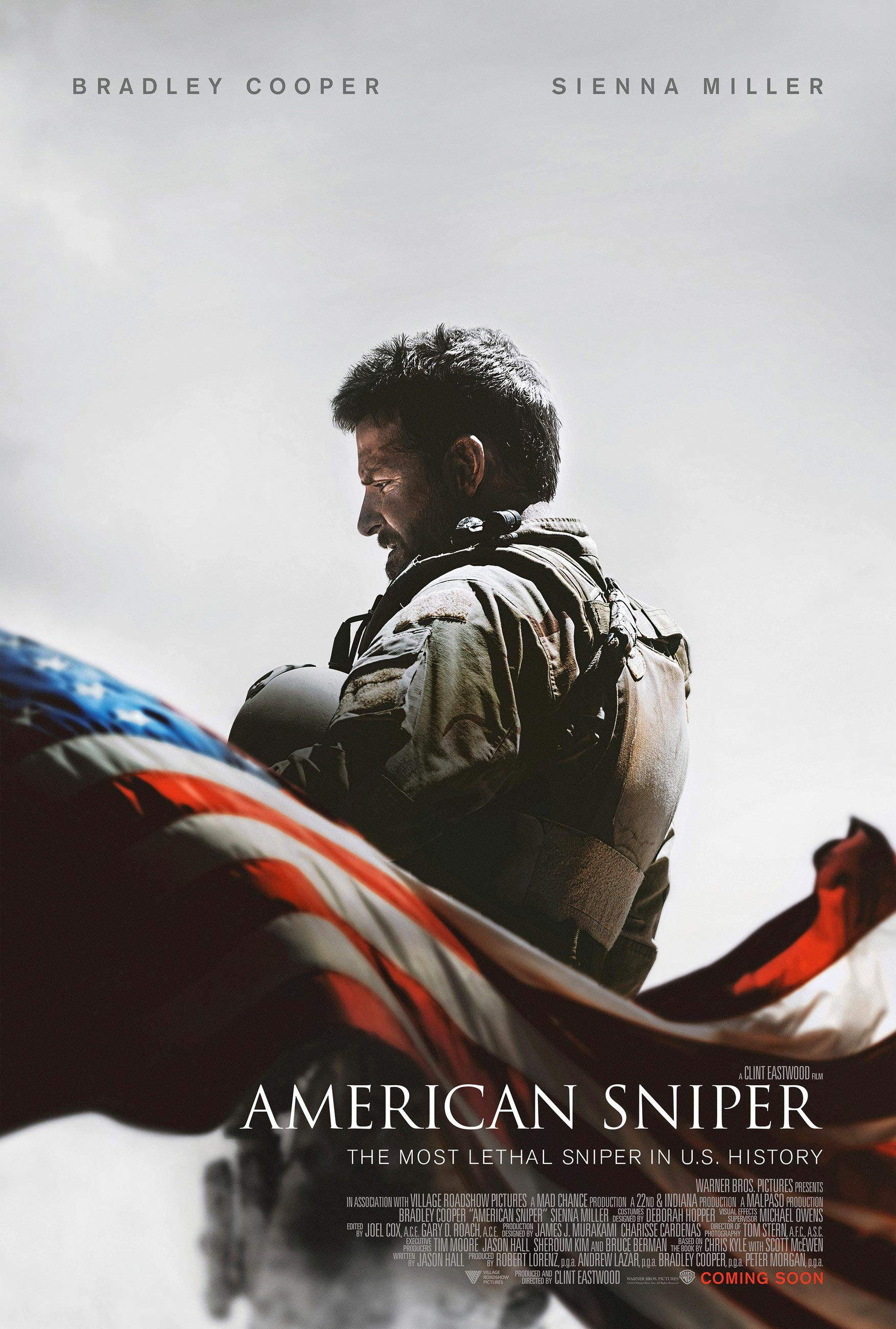 Ford Of Franklin >> AMERICAN SNIPER Trailer - Clint Eastwood's Film Starring ...