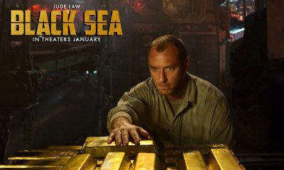 Black Sea, Jude Law
