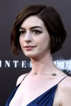 INTERSTELLAR Premiere in Hollywood - Anne Hathaway