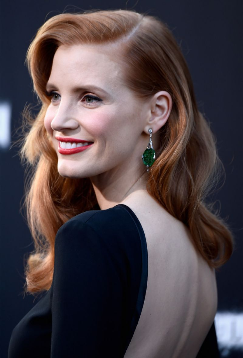 jessica chastain site