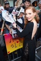 INTERSTELLAR Premiere in Hollywood - Jessica Chastain