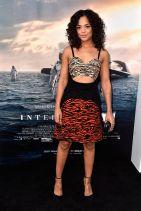 INTERSTELLAR Premiere in Hollywood - Tessa Thompson