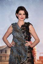 INTERSTELLAR Premiere in New York City  - Anne Hathaway
