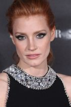 INTERSTELLAR Premiere in New York City - Jessica Chastain