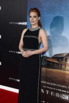 INTERSTELLAR Premiere in New York City - Jessica Chastain