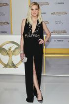 THE HUNGER GAMES: MOCKINGJAY PART 1 Premiere in Los Angeles - Ashlee Simpson