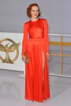 THE HUNGER GAMES: MOCKINGJAY ­PART 1 Premiere in Los Angeles - Jena Malone