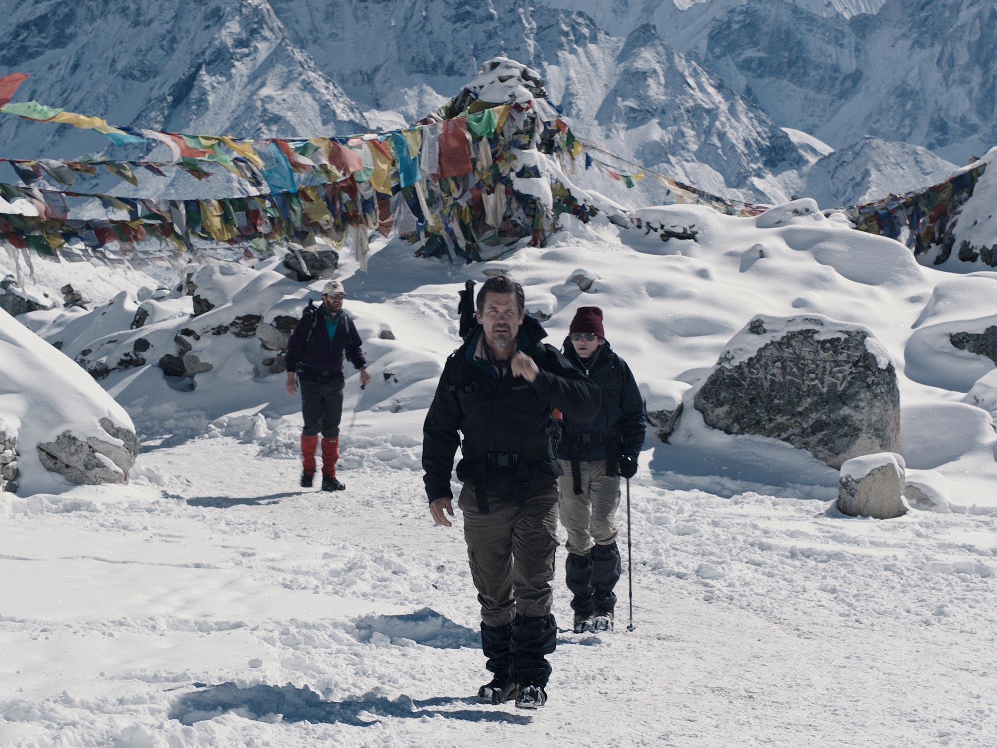 Everest Film Drehort