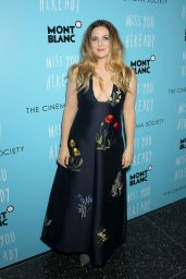 MISS YOU ALREADY Screening in NYC - Drew Barrymore