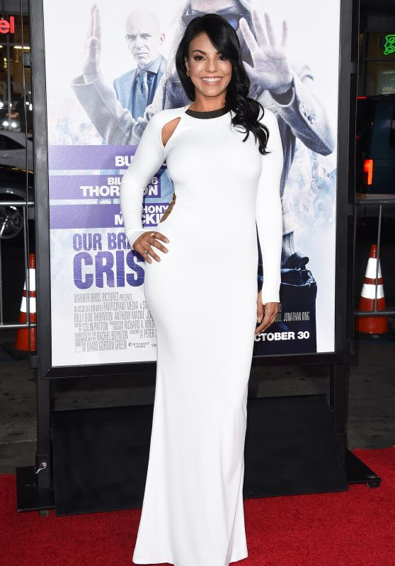 OUR BRAND IS CRISIS Premiere in Hollywood – Matilda Del Toro