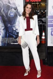 OUR BRAND IS CRISIS Premiere in Hollywood – Robin Tunney