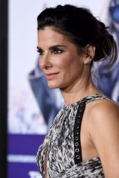OUR BRAND IS CRISIS Premiere in Hollywood – Sandra Bullock