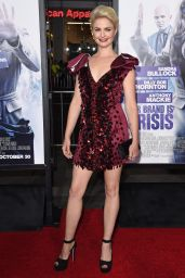 OUR BRAND IS CRISIS Premiere in Hollywood – Whitney Able