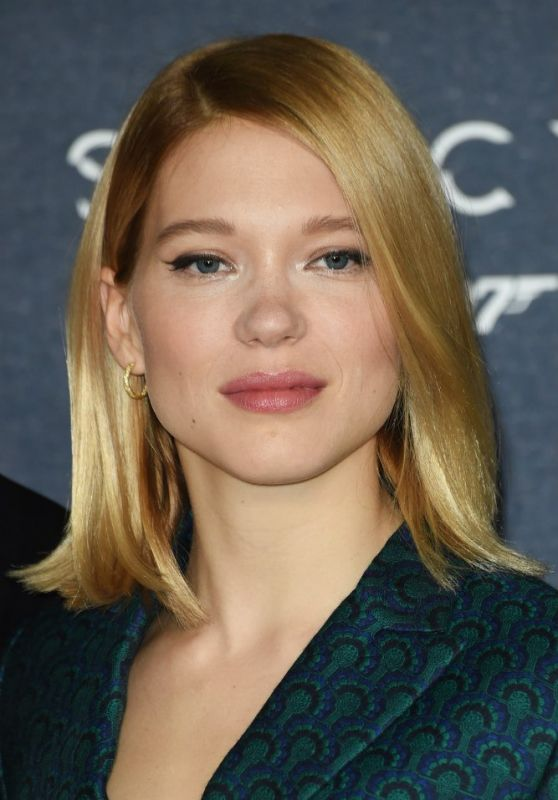 SPECTRE Photocall at Corinthia Hotel in London - Léa Seydoux