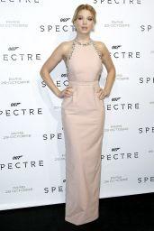SPECTRE Premiere at Grand Rex Cinema in Paris - Léa Seydoux