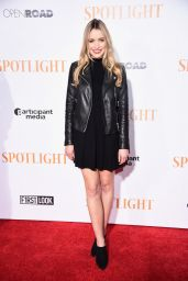 SPORLIGHT premiere in New York City - Katrina Bowden