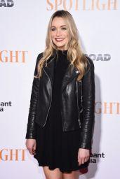 SPORLIGHT premiere in New York City - Katrina Bowden