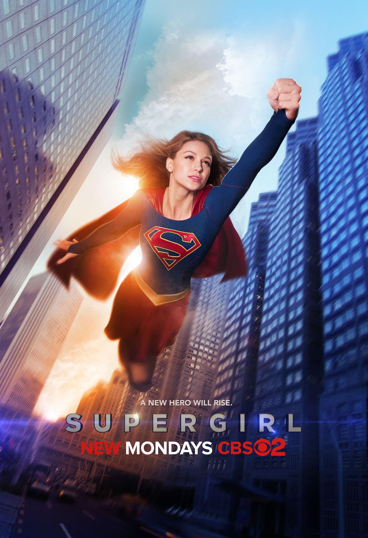 Supergirl Posters Amp Promotional Stills Melissa Benoist