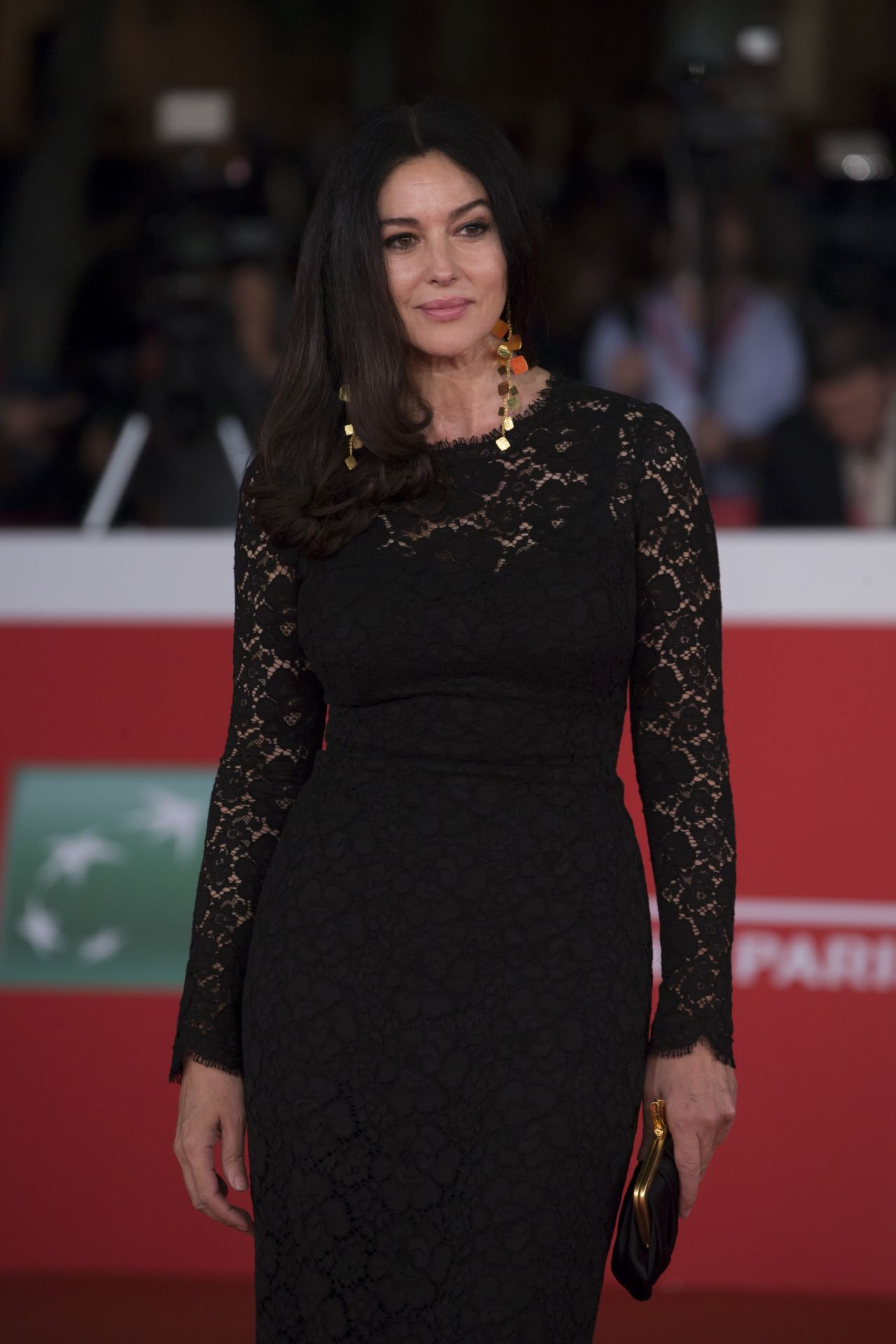 Villie Marie Red Carpet During The 10th Rome Film Fest In