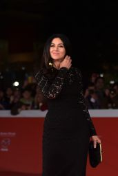 VILLIE-MARIE Red Carpet During the 10th Rome Film Fest in Rome - Monica Bellucci