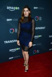 Trace Lysette – TRANSPARENT Season 2 Red Carpet Premiere at the Pacific Design Center in West Hollywood