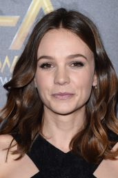 19th Annual Hollywood Film Awards in Beverly Hills Red Carpet – Carey Mulligan