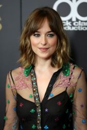 19th Annual Hollywood Film Awards in Beverly Hills Red Carpet – Dakota Johnson