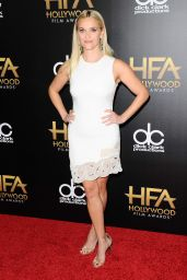 19th Annual Hollywood Film Awards in Beverly Hills Red Carpet – Reese Witherspoon